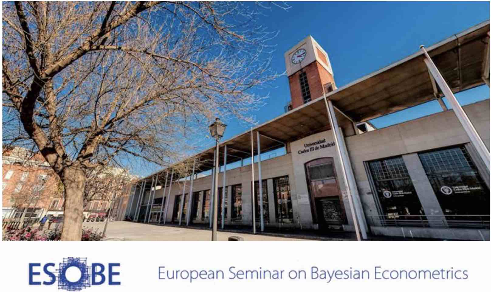 11th European Seminar on Bayesian Econometrics